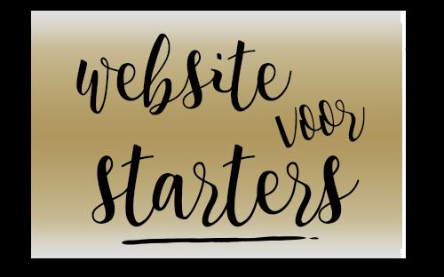 Website voor starters